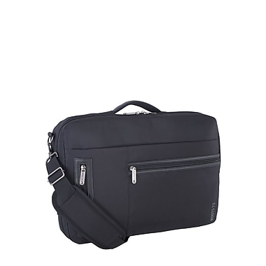Roots 73 Convertible Business Case / Backpack, Black (RTS3460 009)