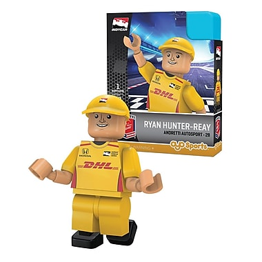 OYO Sportstoys – Minifigurine Ryan Hunter-Reay, Andretti Autosport