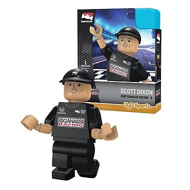 OYO Sportstoys Scott Dixon Minifigure, Ganassi Racing