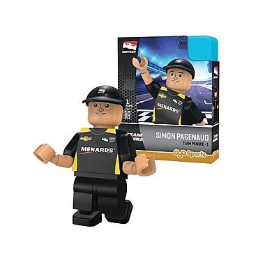 OYO Sportstoys Simon Pagenaud Minifigure, Team Penske
