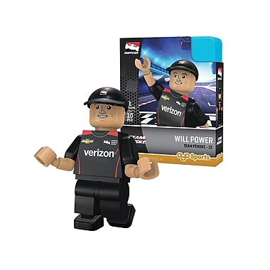 OYO Sportstoys Will Power Minifigure, Team Penske