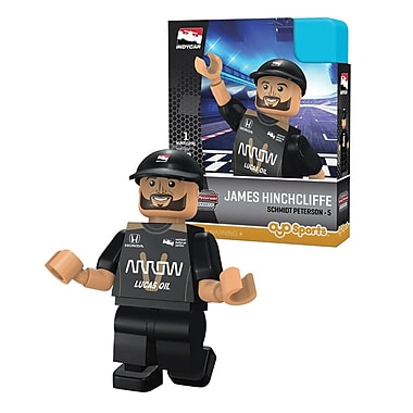 OYO Sportstoys James Hinchcliffe Minifigure, Schmidt Peterson Team