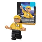 OYO Sportstoys – Minifigurine de chandail jaune de sécurité d'IndyCar