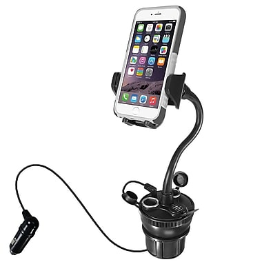 Macally Car Cup Holder Phone Mount (MCupPower)