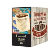 Two Rivers Flavored Coffee Sampler, 100 ct.