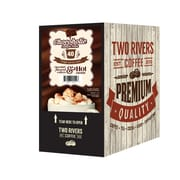 Two Rivers Hot Cocoa Sampler Pack Single Serve Cups, 100ct.