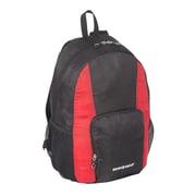 Swiss Gear Foldable Nylon Backpack In Self Pouch, Black (SWT0407 009)