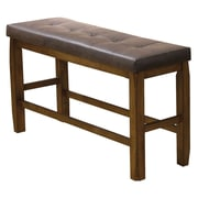 Charlton Home Isaiah Upholstered Dining Bench