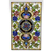 Astoria Grand Victorian Window Panel
