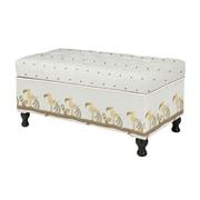 Bayou Breeze Crosby Upholstered Storage Bedroom Bench