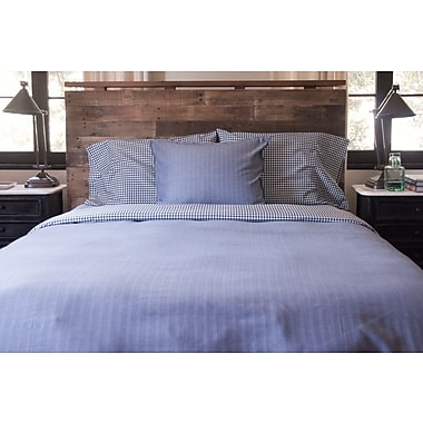 Darby Home Co Baulch Cotton Reversible Comforter Set; King/California King