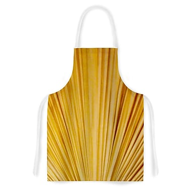 East Urban Home Philip Brown Curtains Abstract Artistic Apron