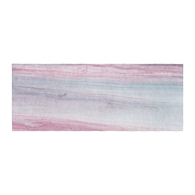 East Urban Home Mmartabc Painting Lines Painting Bed Runner