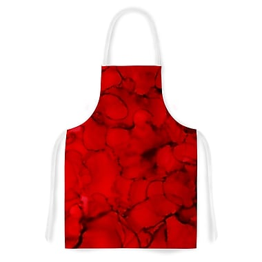 East Urban Home Claire Day Abstract Artistic Apron