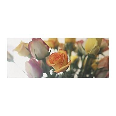 East Urban Home Beth Engel Sweet Reminder Flowers Bed Runner
