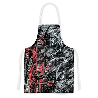 East Urban Home Bruce Stanfield Areus Abstract Artistic Apron
