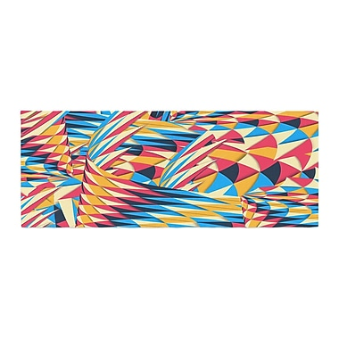 East Urban Home Danny Ivan Painting Life Abstract Bed Runner