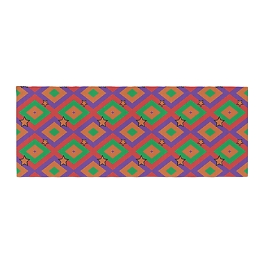 East Urban Home Empire Ruhl Super Stars Geometric Bed Runner