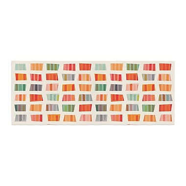 East Urban Home Daisy Beatrice Beach Towels Bed Runner