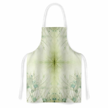 East Urban Home Ginkelmier Dandelion Dreams in Abstract Artistic Apron