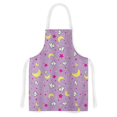 East Urban Home Jackie Rose Goodnight Usage Artistic Apron