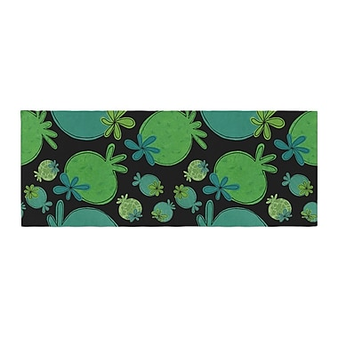East Urban Home Jane Smith Garden Pods Bed Runner