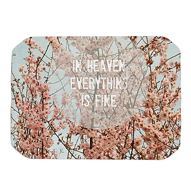 East Urban Home Robin Dickinson In Heaven Cherry Blossom Placemat
