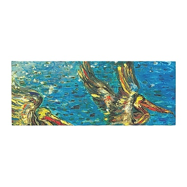 East Urban Home Josh Serafin Seabirds Bed Runner
