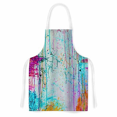East Urban Home Ebi Emporium Happy Tears 3 Artistic Apron