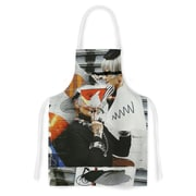 East Urban Home Jina Ninjjaga Style Pop Art Artistic Apron