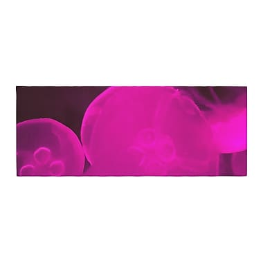 East Urban Home Juan Paolo Jellyfish Bed Runner