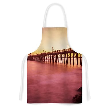 East Urban Home Juan Paolo Ocean Dreams Artistic Apron