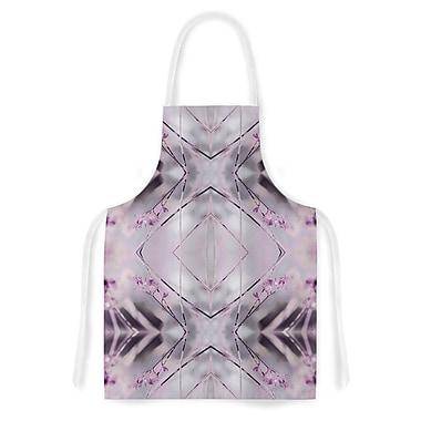 East Urban Home Pia Schneider Pink Spangles No.8 Artistic Apron