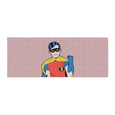 East Urban Home Roberlan The Boy Wonder Pop Robin Bed Runner