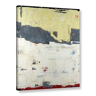 Ebern Designs 'Shift' Print on Canvas; 48'' H x 36'' W x 2'' D