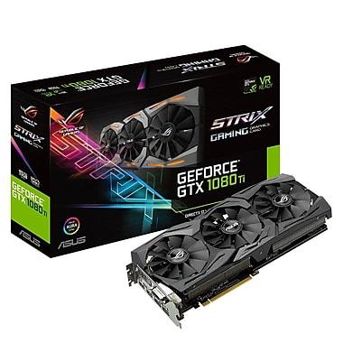 ASUS ROG Strix GeForce® GTX1080Ti Graphics Card (ASUS GTX1080TI-11G)