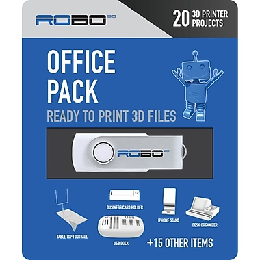 Robo 3D 20 Certified Garden File Pack