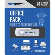 Robo 3D 20 Certified Office File Pack