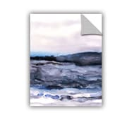 ArtWall Layer of Color 2 Wall Decal; 24'' H x 18'' W x 0.1'' D