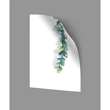ArtWall Silver Drop Wall Decal; 24'' H x 18'' W x 0.1'' D