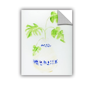 ArtWall Botanical IV Wall Decal; 10'' H x 8'' W x 0.1'' D