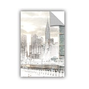 ArtWall In the Crowd Wall Decal; 18'' H x 12'' W x 0.1'' D