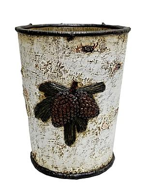 Loon Peak Carlisle Waste Basket