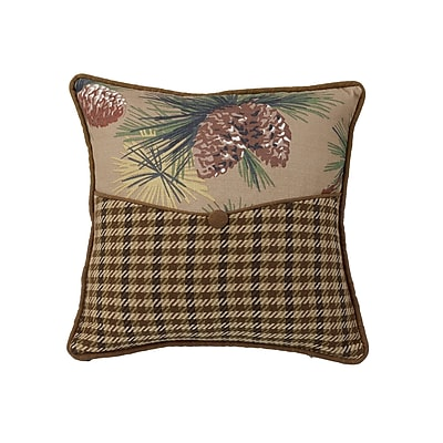 Loon Peak Carlisle Envelop Throw Pillow