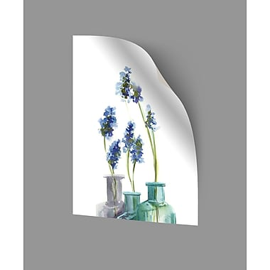 ArtWall Lavender Wall Decal; 32'' H x 24'' W x 0.1'' D