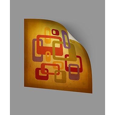 ArtWall Scott Medwetz Furley Wall Sticker; 36'' H x 36'' W x 0.1'' D