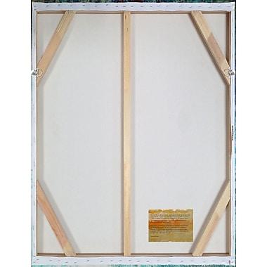 Latitude Run 'Loyal Companion' Painting Print on Wrapped Canvas; 52'' H x 40'' W x 1.5'' D
