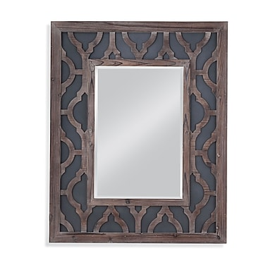 One Allium Way Wall Accent Mirror