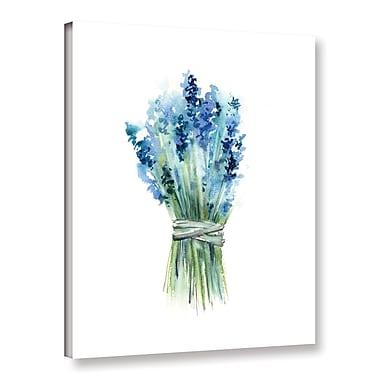 Ophelia & Co. 'Lavender II' Print on Canvas; 10'' H x 8'' W x 2'' D