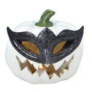 The Holiday Aisle Pumpkin on Mask; 5.25'' H x 6'' W x 6.75'' D